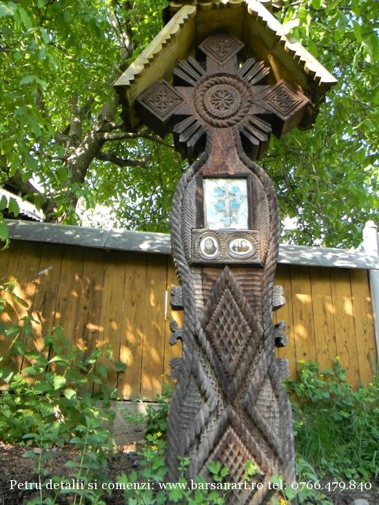 Cruce Sculptata In memoriam