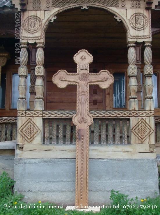 Cruce altar