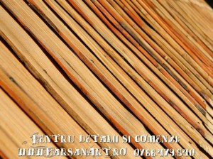 Sindrila din lemn de brad