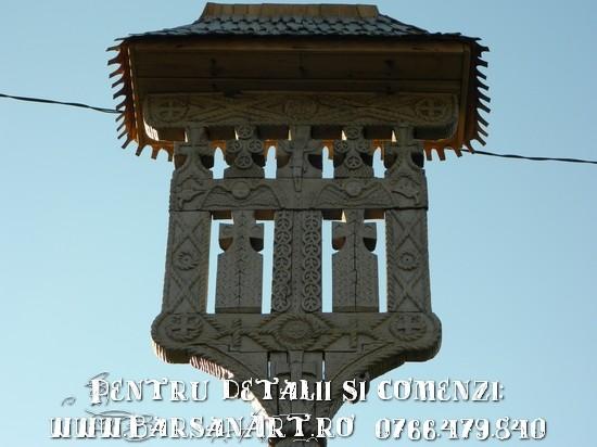 Troita de la Manastirea Barsana