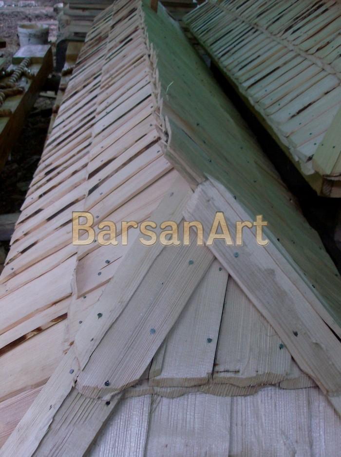BarsanArt Acoperis de poarta Maramureseana