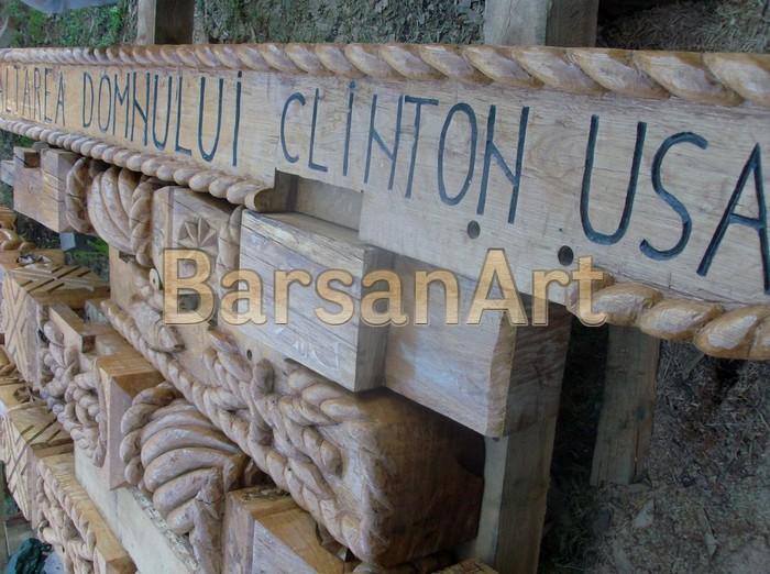 BarsanArt Detaliu Poarta Sculptata13