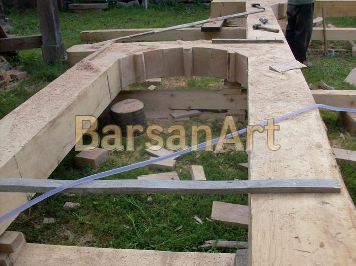 BarsanArt Pregatire Poarta Maramureseana